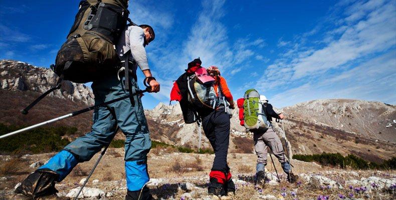 trekking-in-nepal around pokhara