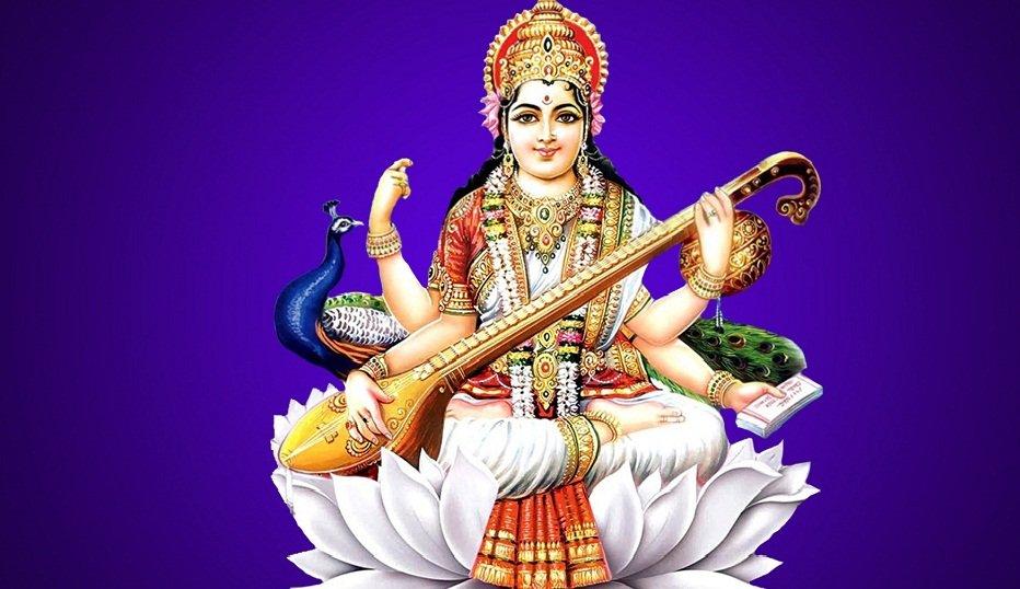 Sarawati puja