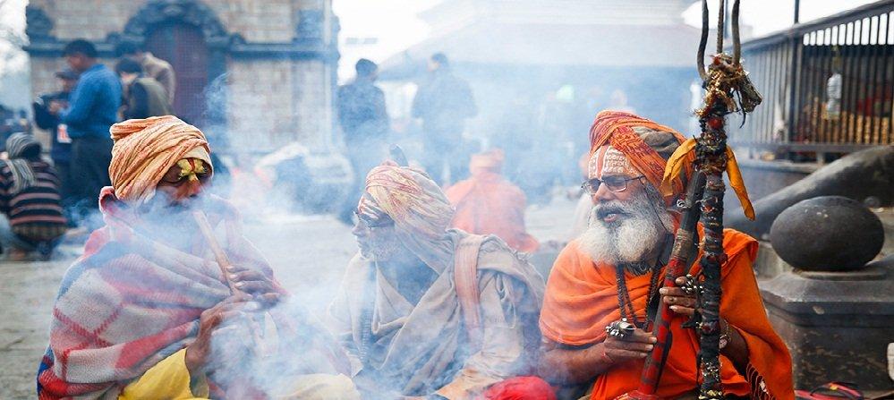 Shivaratri festival in Nepal