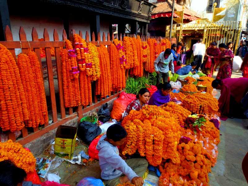tihar-festival in nepal