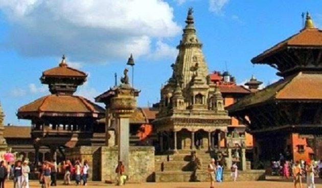 BhaktapurVisit Nepal 2020 has postponed in 2022 Durbar Square