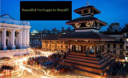 Heritages in Nepal