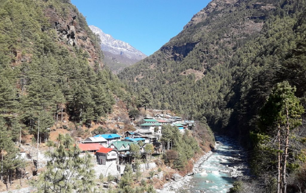 Everest region Trekking information Everest base camp trekking Facts picture image