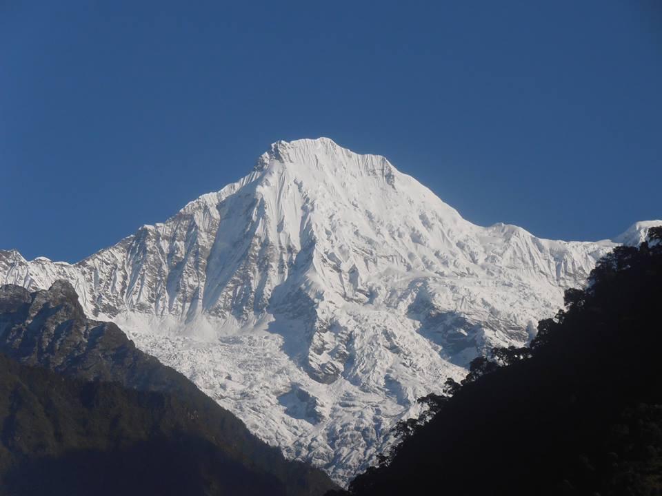 Ganesh Himal view Ganesh himal ruby valley Trekking Ganesg himal picture