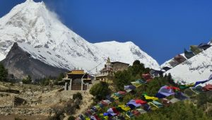 Manaslu and Tsum Valley
