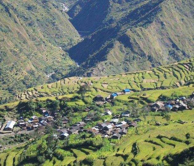 Ganesh Himal Ruby Valley Ganesh Himal Ruby valley Trekking in Nepal Ruby valley Trekking image picture