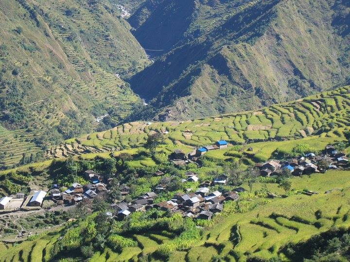 Ganesh Himal Ruby Valley Ganesh Himal Ruby valley Trekking in Nepal Ruby valley Trekking image picture