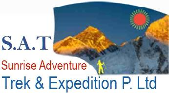 Why Travel With Sunrise Adventure Trek Sunrise Adventure trek logo, About sunrise adventure trek , Sunrise Adventure team, info SAT, why sunrise adventure trek,