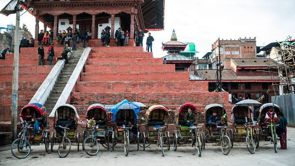 How do I travel during strike in Nepal