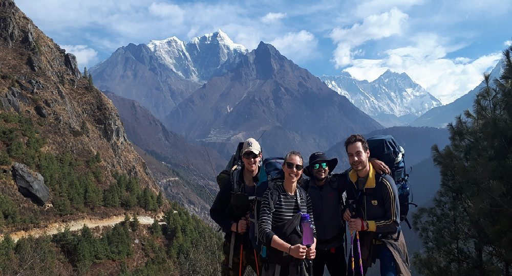 Highlights of the Everest Base Camp trekking
