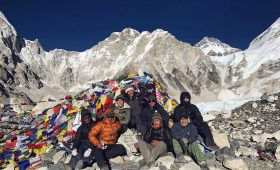 Sunrise Adventure Team at Everest Base Camp Trek Frequently Ask Question / Guideline for Everest Base Camp Trek