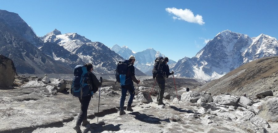 World best Everest base camp trekking in Nepal