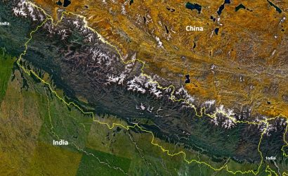 Geography of Nepal Geographical structure of Nepal