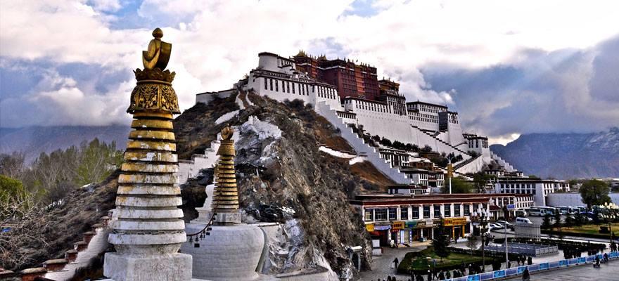 Potala Durbar Tibet Tour