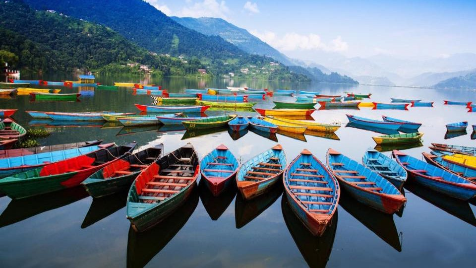 Amazing Beautiful Lakes of Nepal