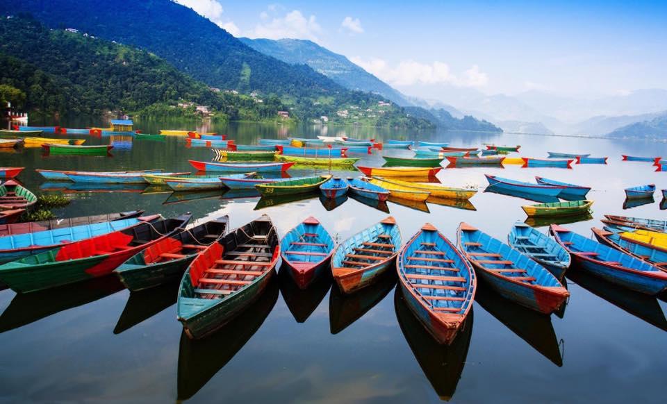 Amazing Beautiful Lakes of Nepal