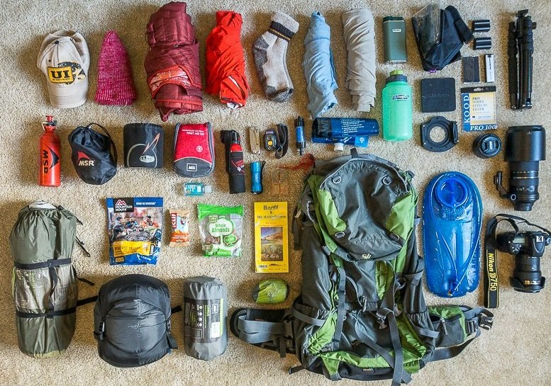 equipment and gears for trekking in Nepal
