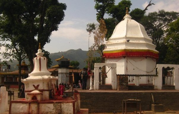 Binda Basini Hindu Temple in Pokhara