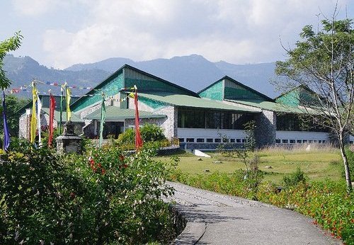 International Mountain Museum in Pokhara Nepal