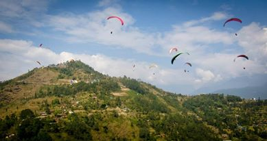 Sarangkot Pokhara place to visit in Pokhara