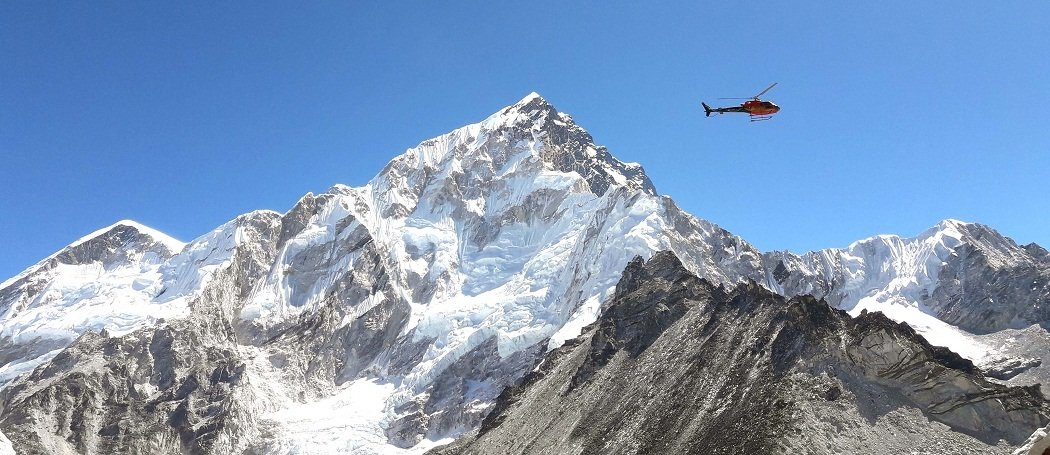 Heli tour, Best helicopter tour in Nepal, Heli trip, Helicopter service