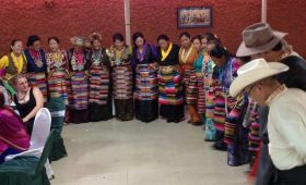 Sherpa people. Sherpa dance Sherpa culture, Sherpa costume
