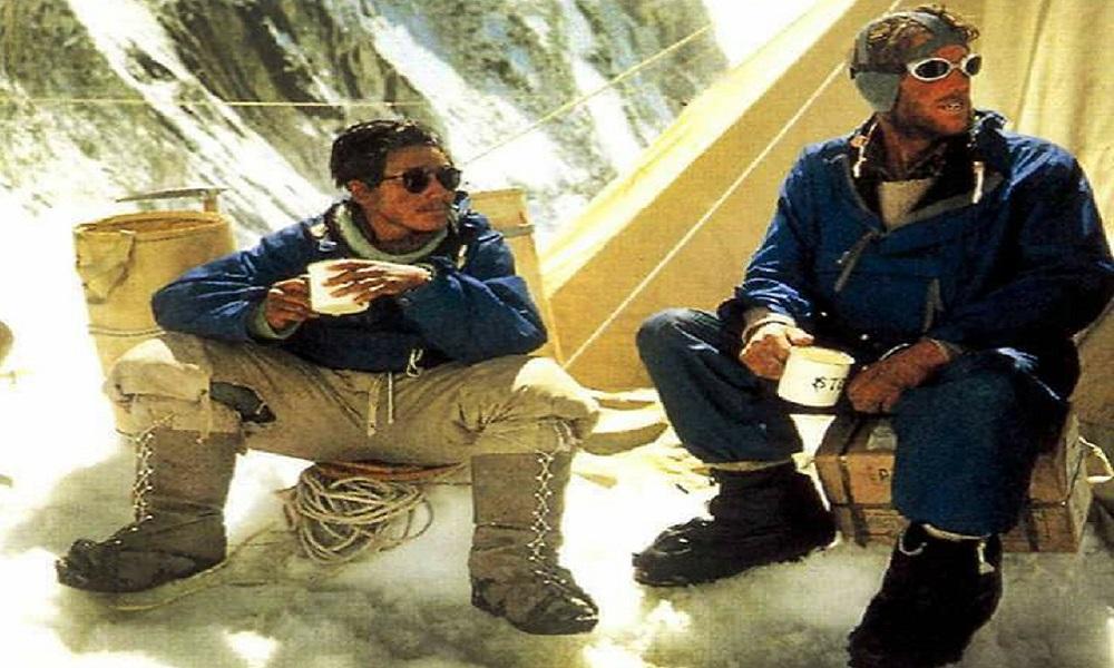 TEnjing Norgey Sherpa EDmund Hillary