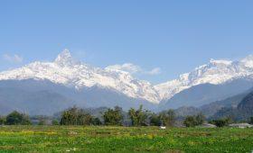 Nepal trek in monsoon season