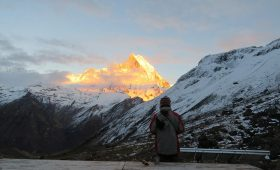 Best Places to see sunrise & sunset of the Himalayas in Nepal