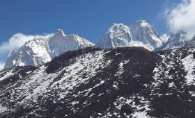 Where is Mt. Kanchenjunga Located?