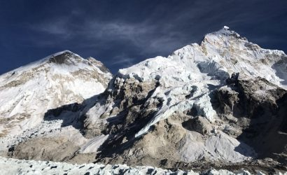New recorded Height of Mount Everest