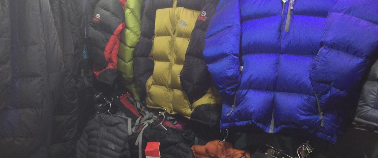 Best Trekking gears in Kathmandu