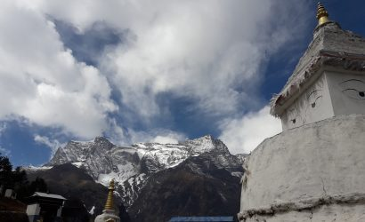 Everest Base Camp Trek via a Drive to Lukla