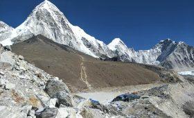 Everest base camp trek via drive to Lukla