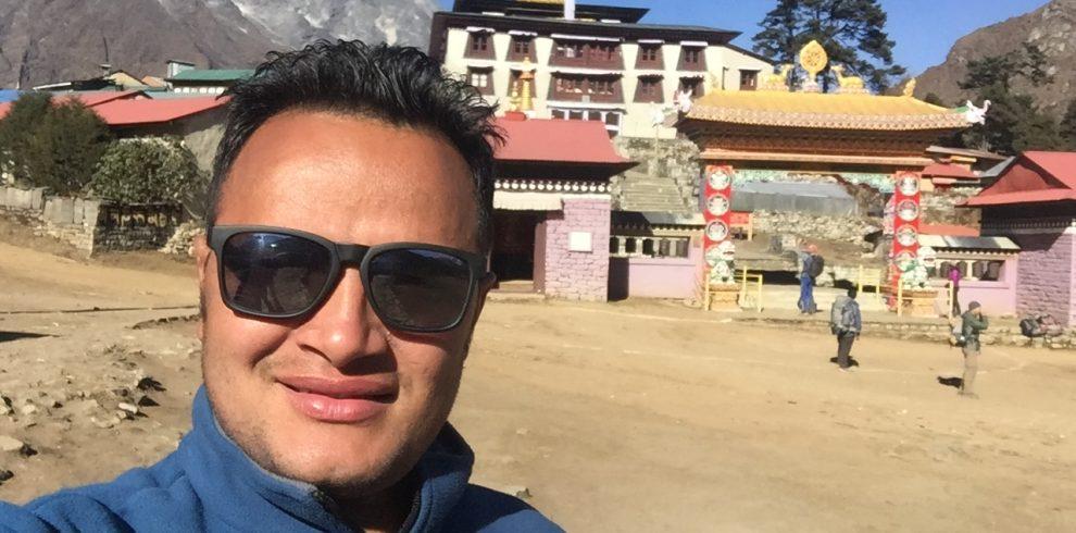 Everest Tengbouche