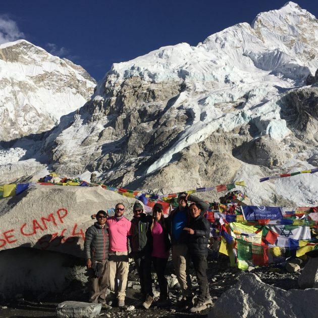 Short Everest base camp trek