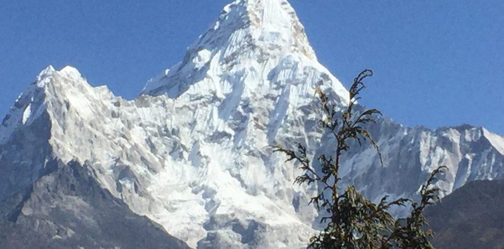Amadablam peak climbing